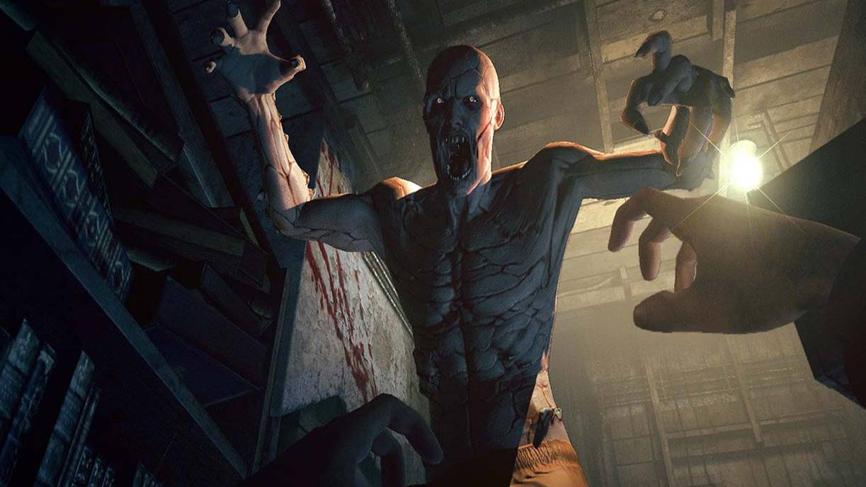 新人UP主第一次尝试恐怖游戏《逃生》实况解说第一期