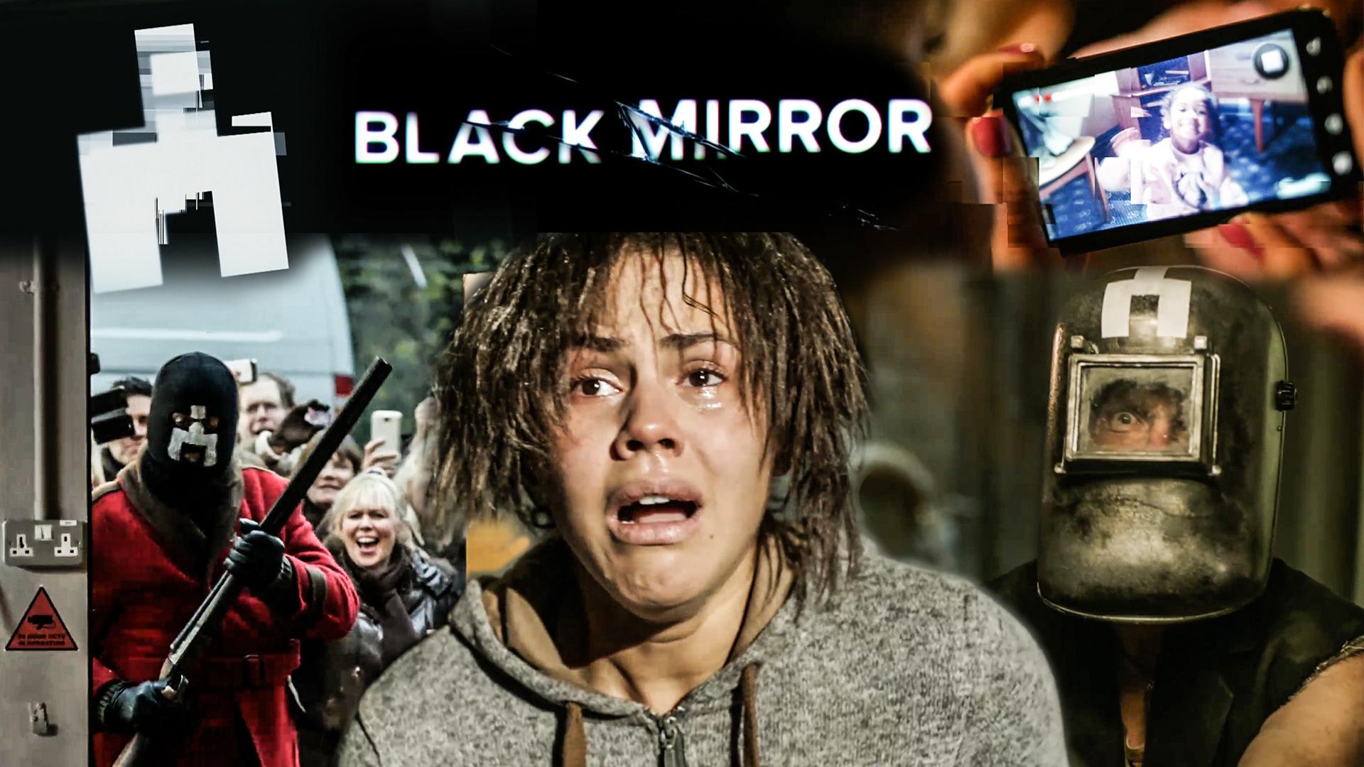 【墨菲】《黑镜·白熊》:全世界旁观弱者被猎杀——正义狂欢秀