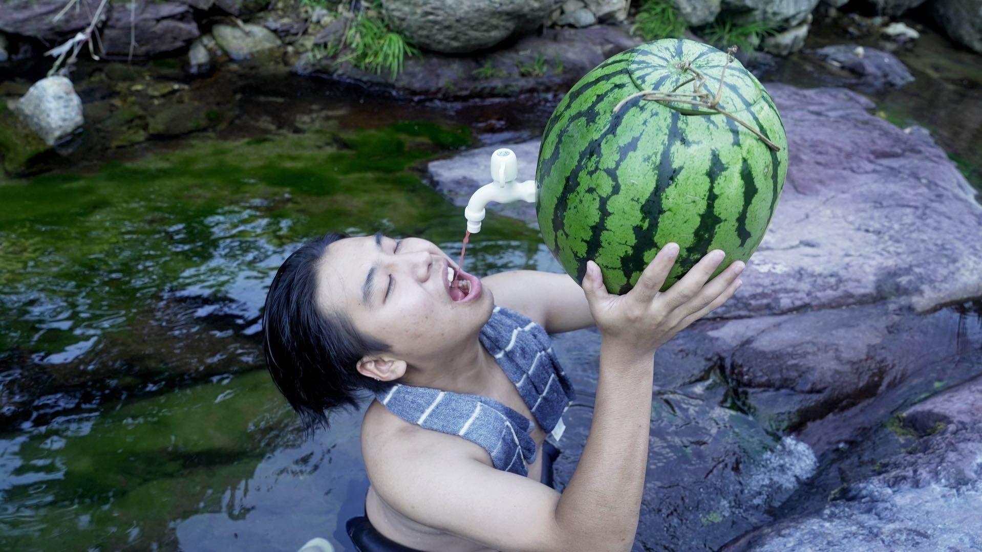 39°C的夏天就要这样吃才凉快!@野食小哥