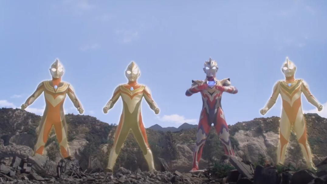【泽塔奥特曼】:拿回三枚新勋章,击败怪兽