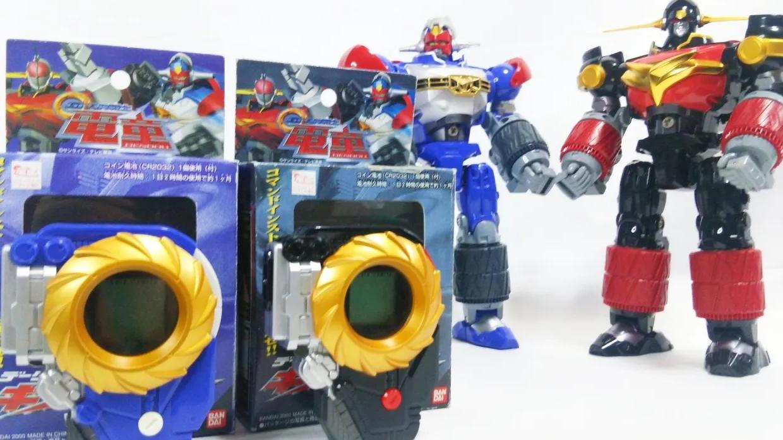 【DX大佬】Gear 战士电童 DX指令器