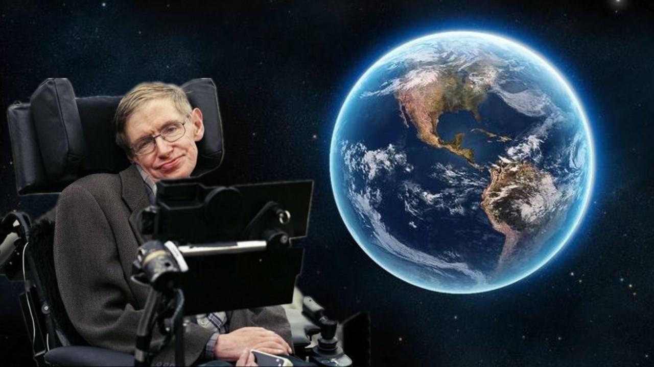 霍金的三大预言,人类最终的希望不是在地球,而是在浩瀚的宇宙