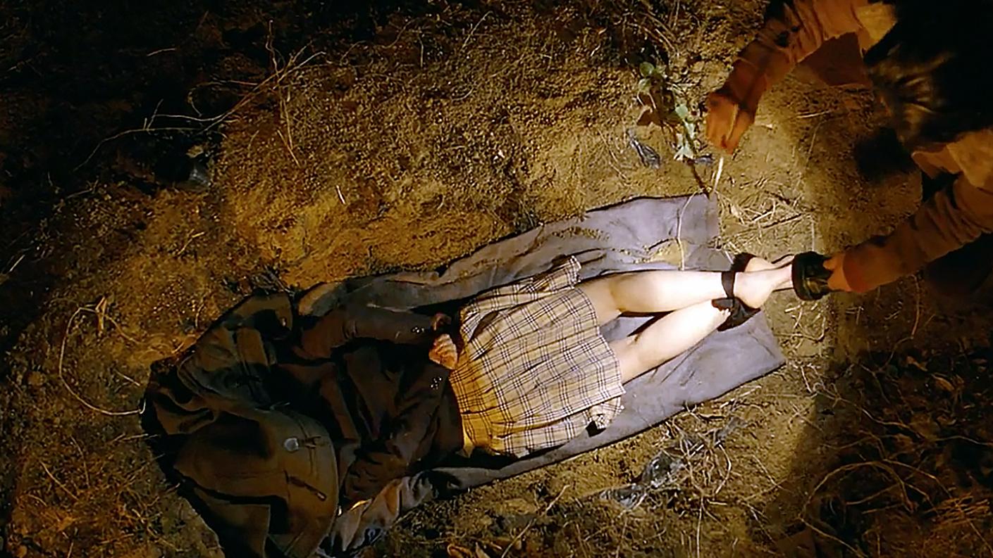 10年内看过的最狠复仇,这部大尺度犯罪片,让我对韩国电影刮目相看