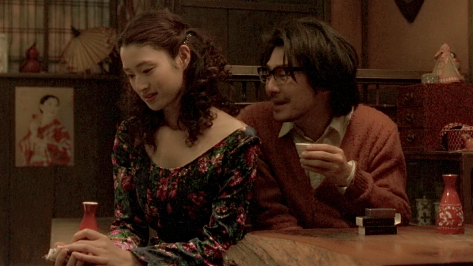 【西施】狂揽12项大奖,堪称日本影史票房传奇!一部高分伦理艺术电影