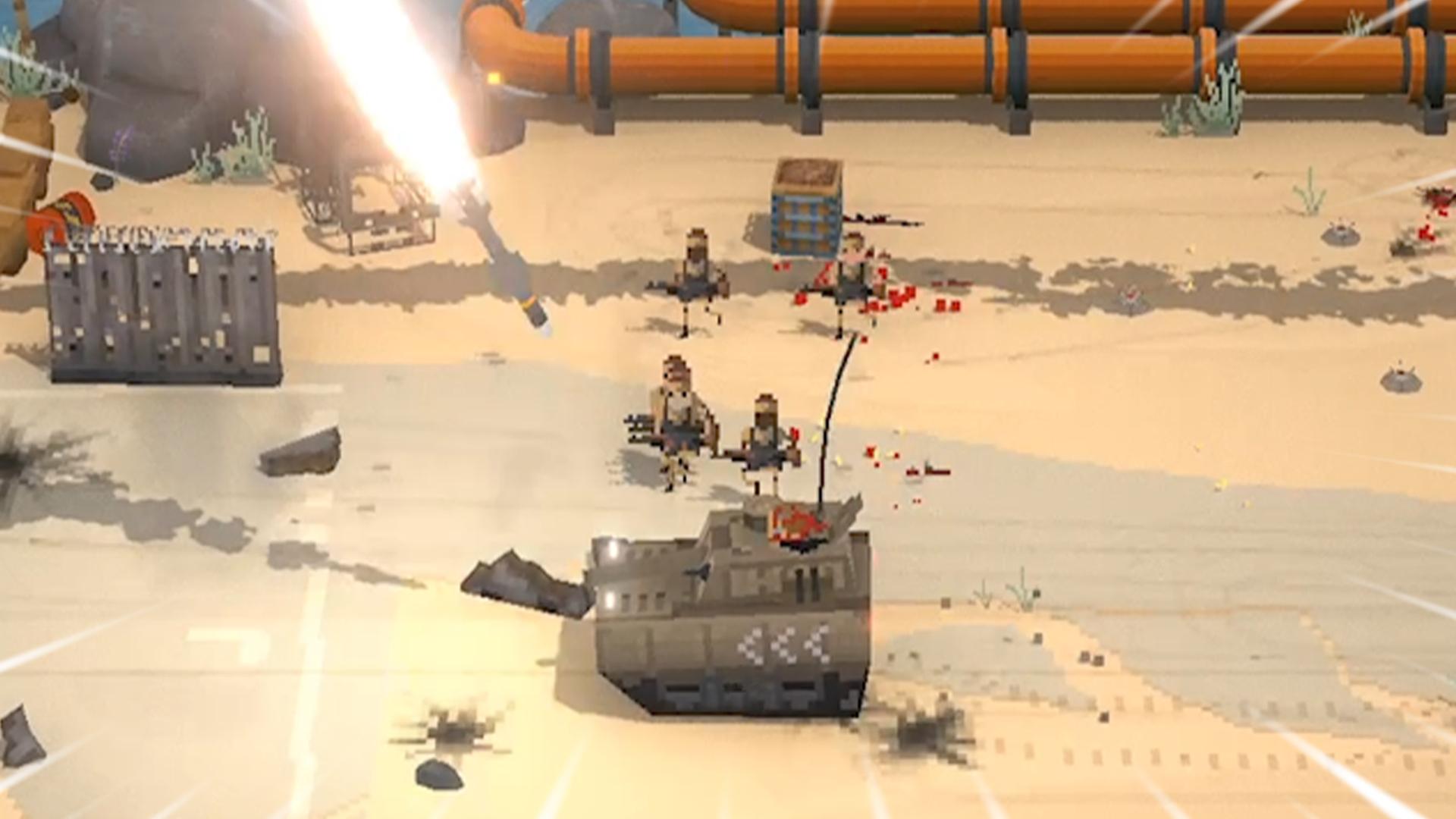 战争种子:实施远程飞弹打击,中东悍匪心态直接崩了!