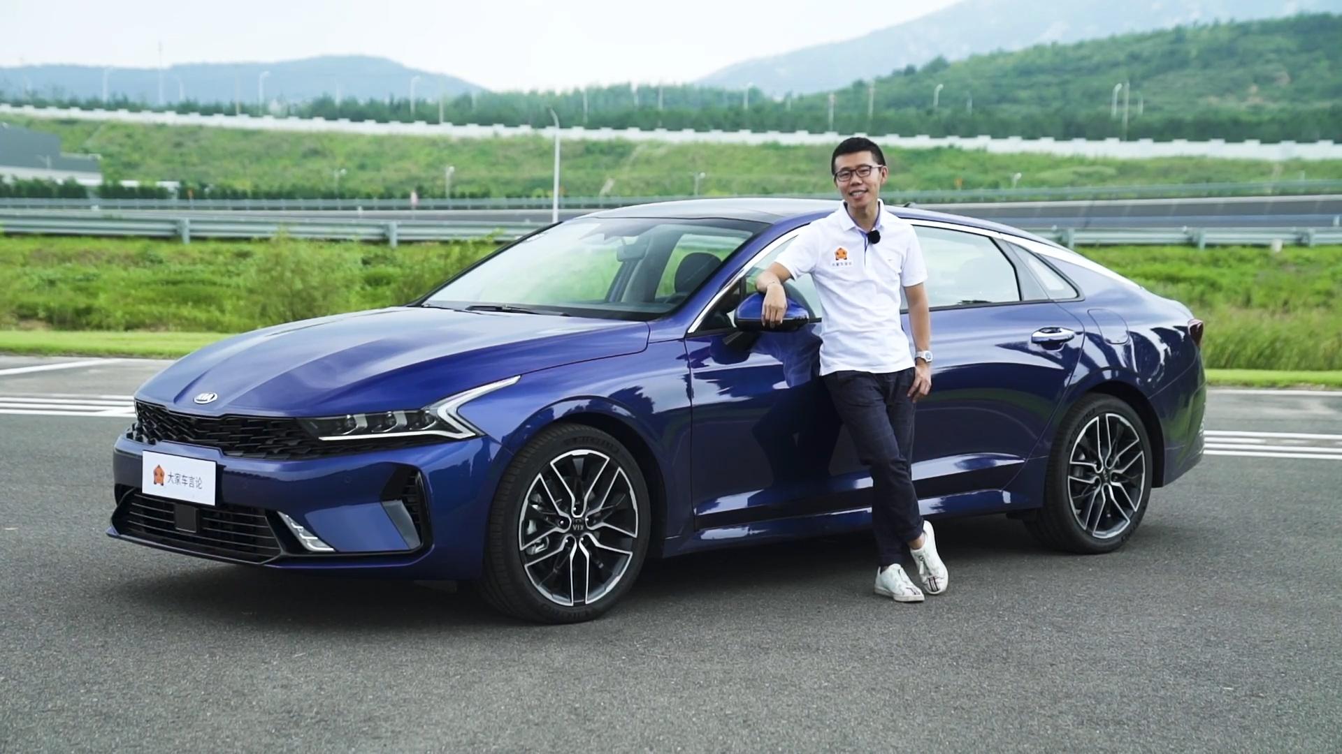 这台B级轿车,是韩系车对待中国市场更为重视的证明?