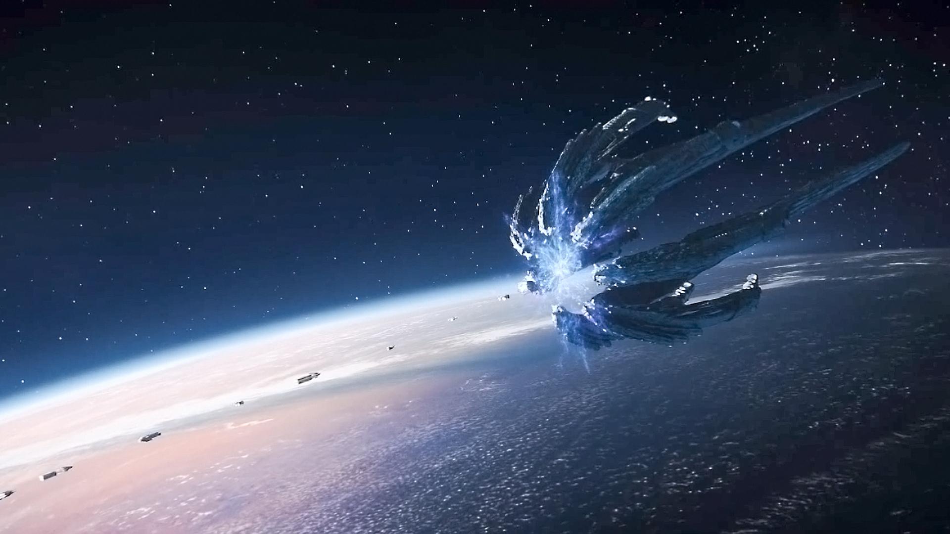 口碑炸裂的科幻神作,全程都是炫酷特效,20万人给了5星好评!