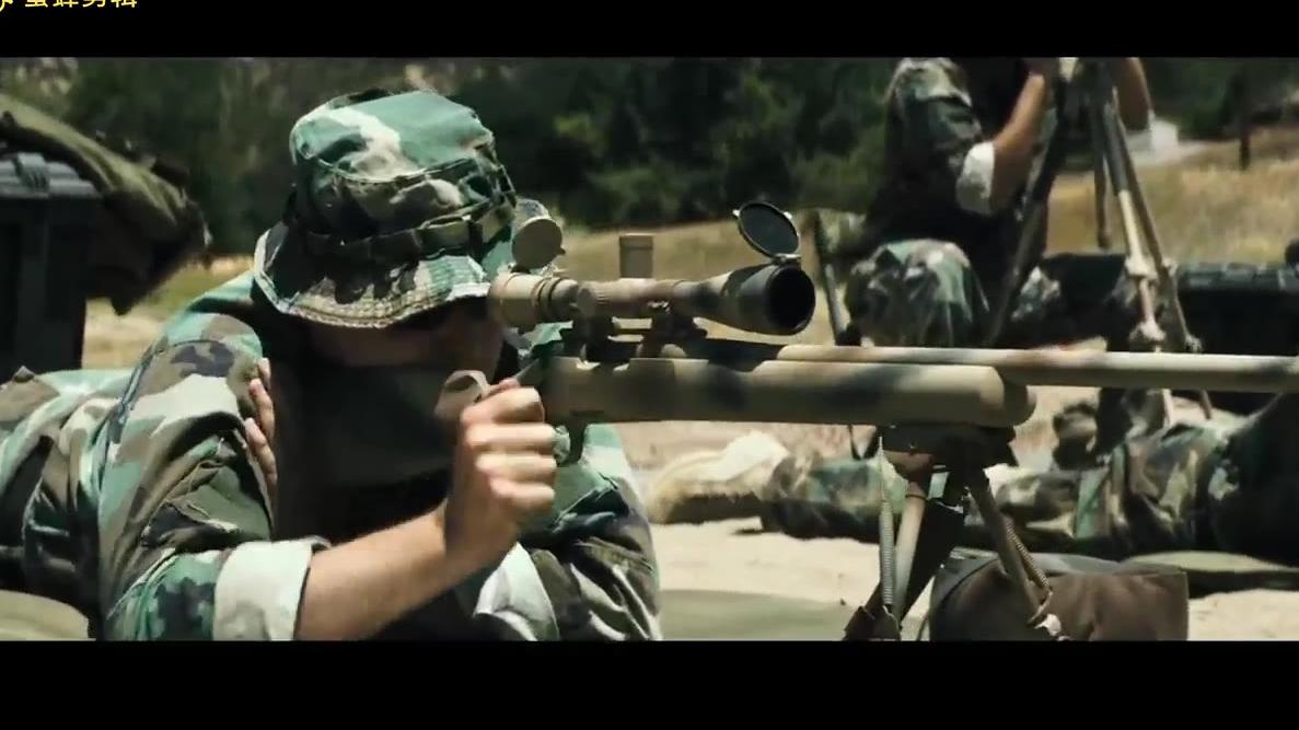 32部电影中的狙击镜头一次全部送上,这下满足了吗?