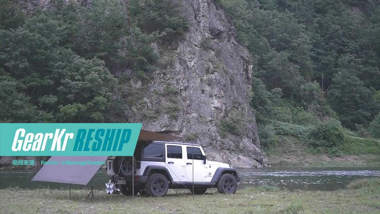 RESHIP / 开着牧马人去露营是一种什么样的体验