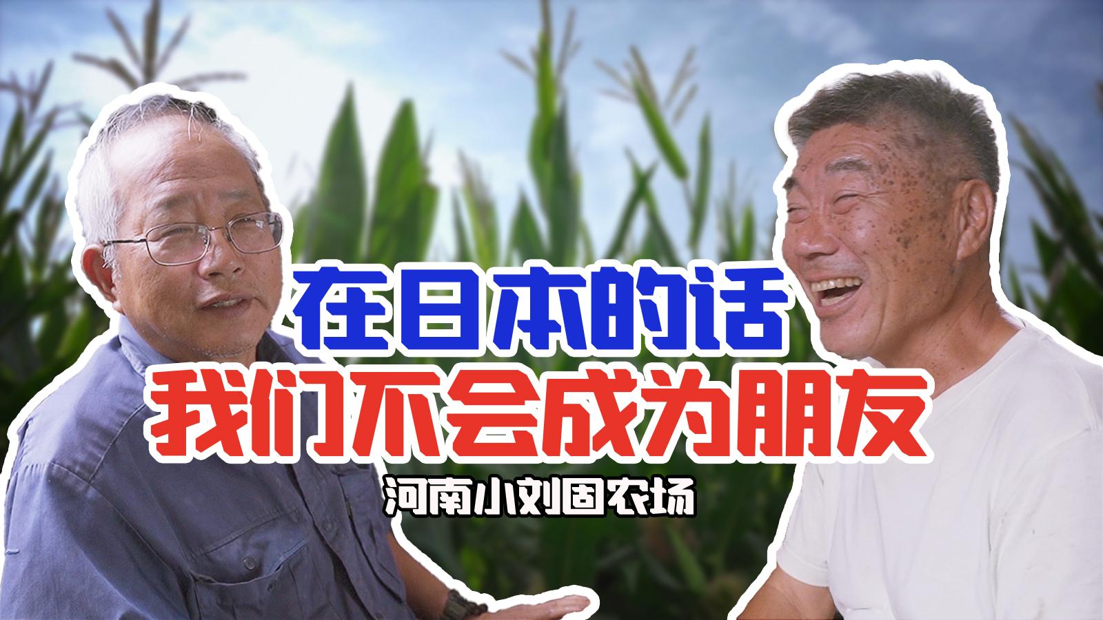 性格迥异的两位日本老人,为何一起住在河南的乡下?【我住在这里的理由219】