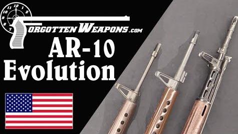 【被遗忘的武器/双语】荷兰制AR-10自动步枪的型号演变