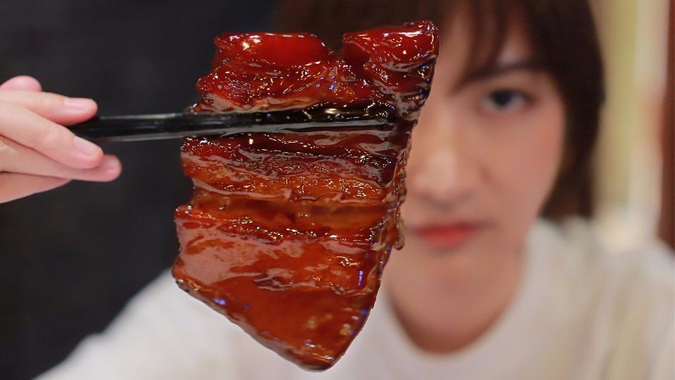 爱吃红烧肉的女孩不会太瘦...