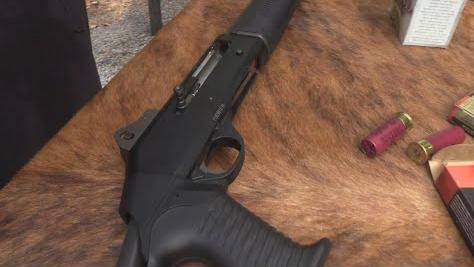 [hickok45]再聊伯奈利M4霰弹枪