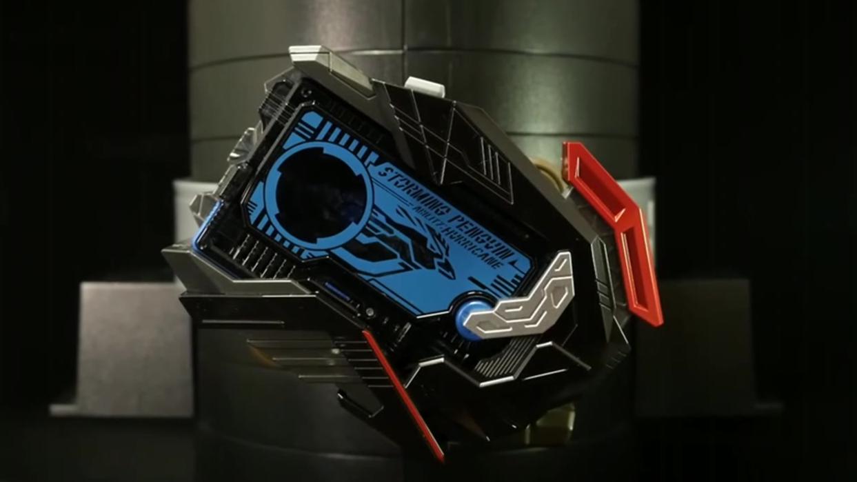 DX假面骑士ZERO-ONE风暴企鹅密钥