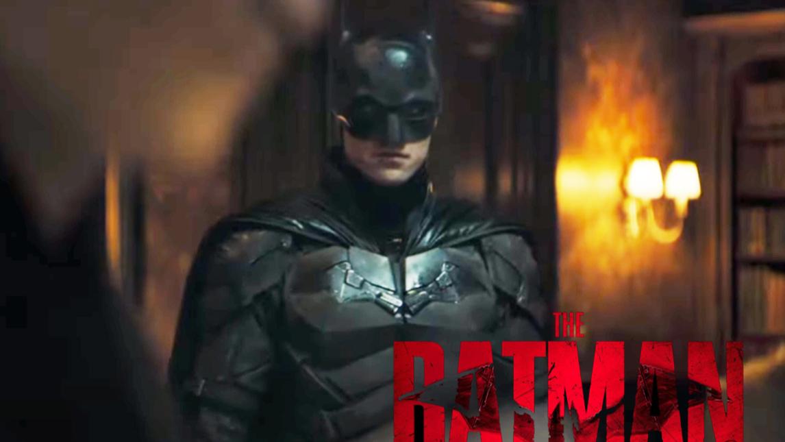 新版蝙蝠侠预告片首曝!DC Fandome 电影/游戏预告合集