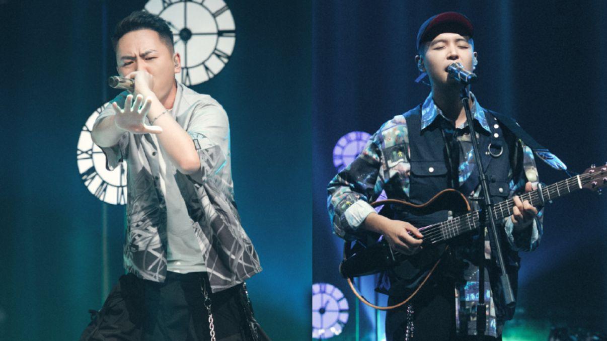 法老光光组!Kandi 马頔《南山客》Rap+南山南