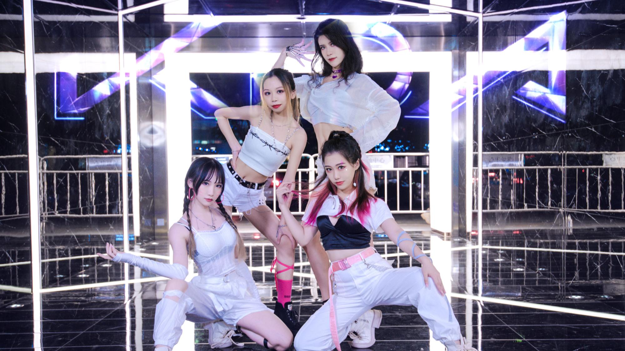 【初空】KDA - pop stars  【星舞银河2020团体组】