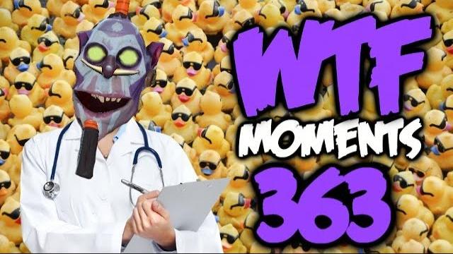 Dota 2 WTF Moments 363