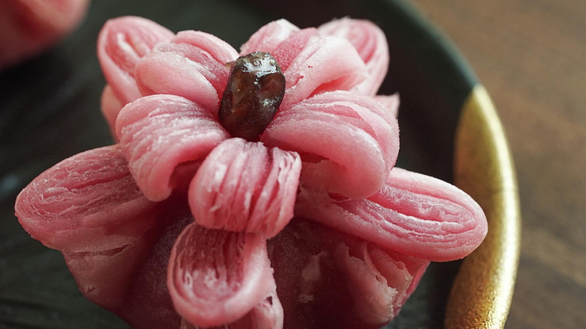 绝美的七夕点心,牛郎织女都觉得甜!