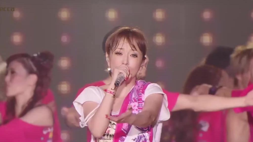亚洲一姐滨崎步 《MY ALL》 演唱会完整视频,泪洒现场60帧