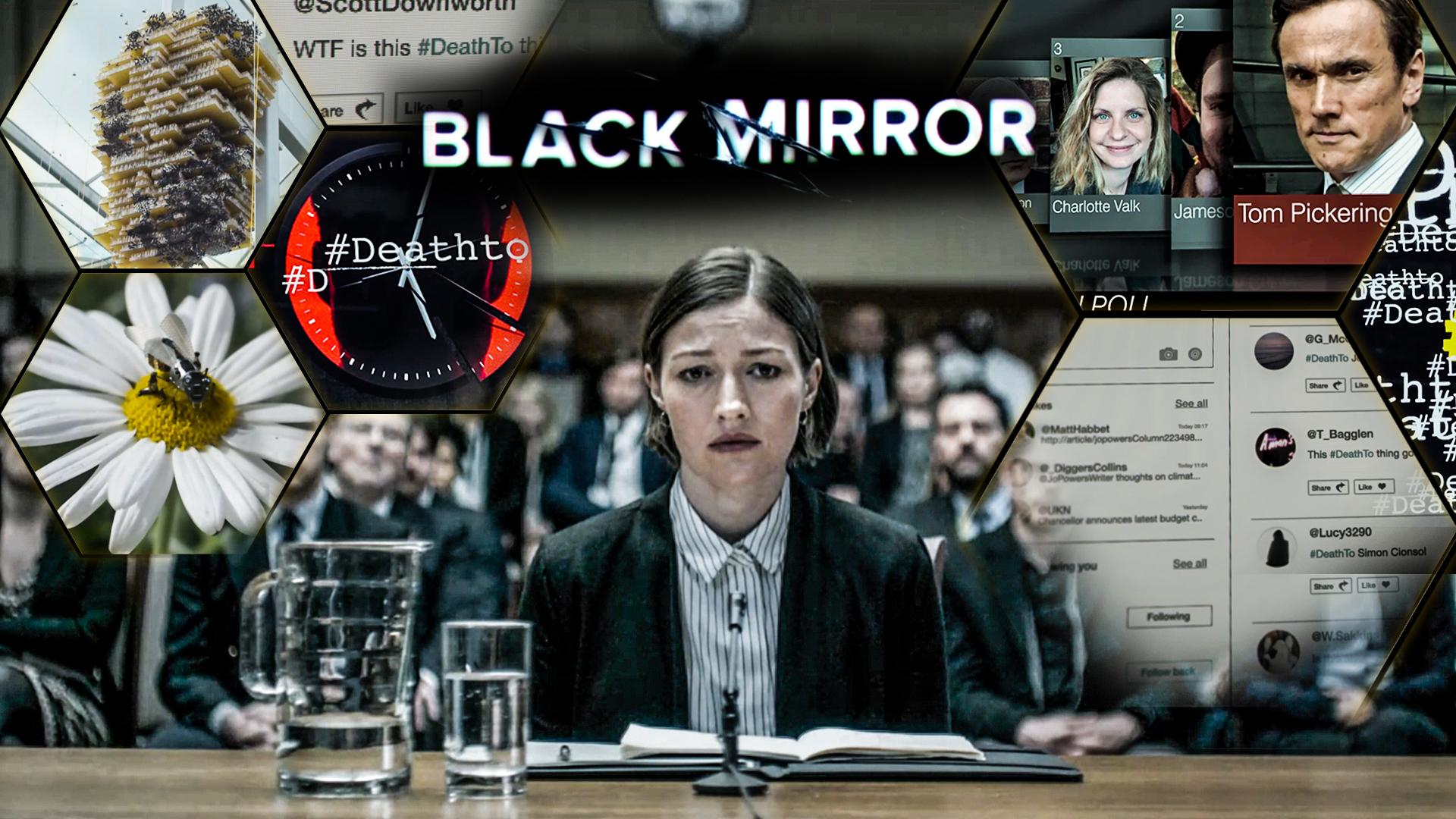 【墨菲】《黑镜·全网公敌》:网络喷子线上杀人,键盘侠的「科技诅咒」