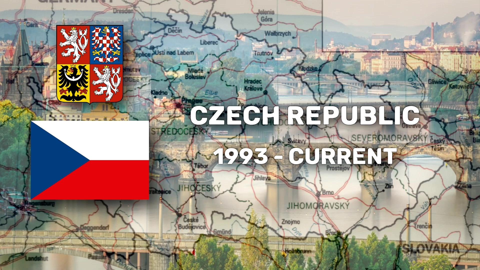 【国歌の历史】捷克