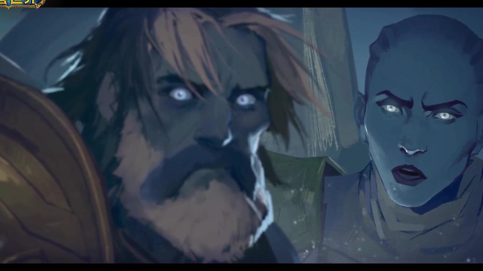 """魔兽世界""""暗影国度""""动画短片彼岸之地:晋升堡垒(中文版)"""