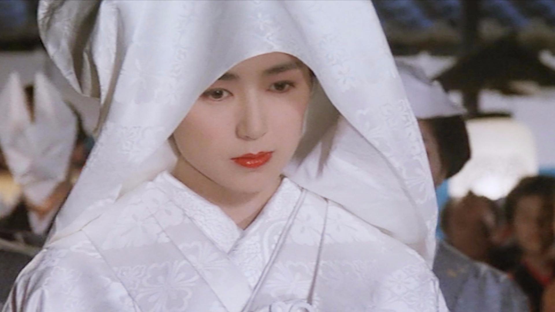 【混剪】22部日本电影中的和服美人儿