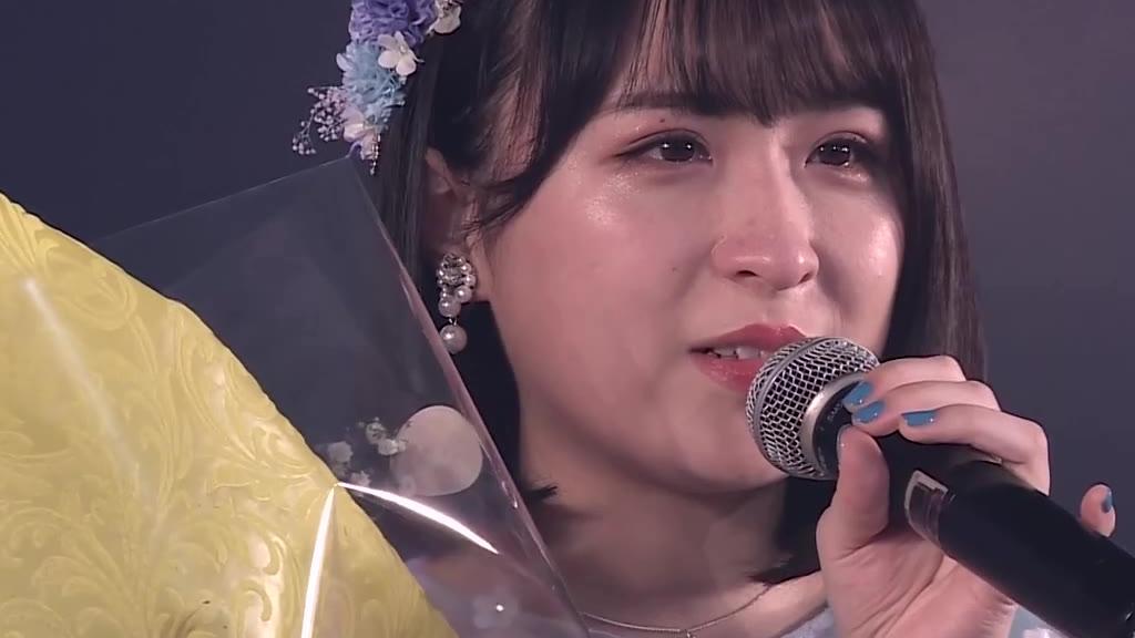 【AKB48川本纱矢】本部毕业LIVE