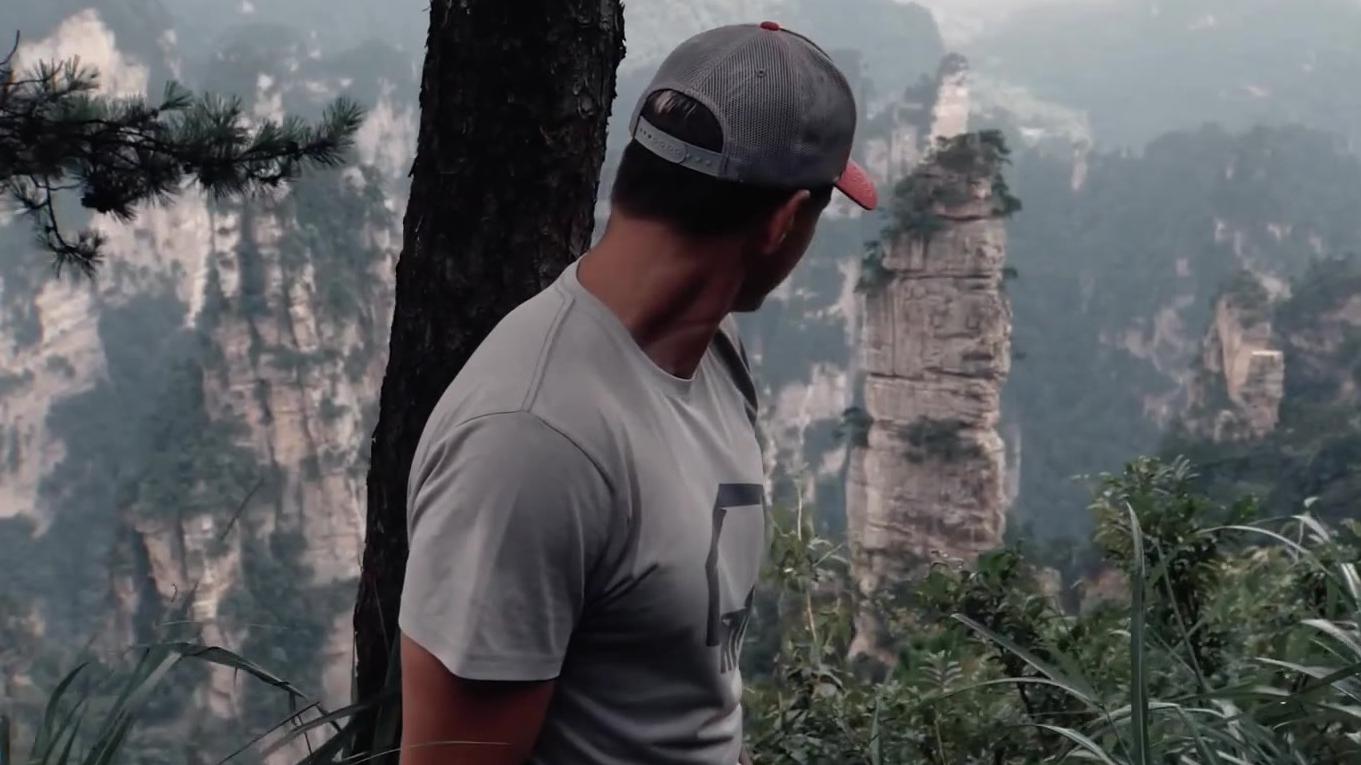 超炫酷穿越机拍摄的风景大片《美丽中国》