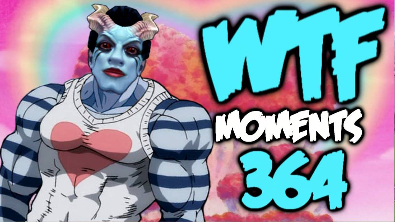 Dota 2 WTF Moments 364