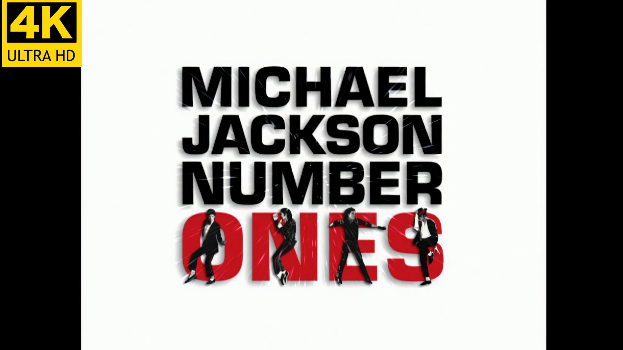 【4k修复60帧】迈克尔杰克逊.独一无二.专辑01到03【神仙级画质】