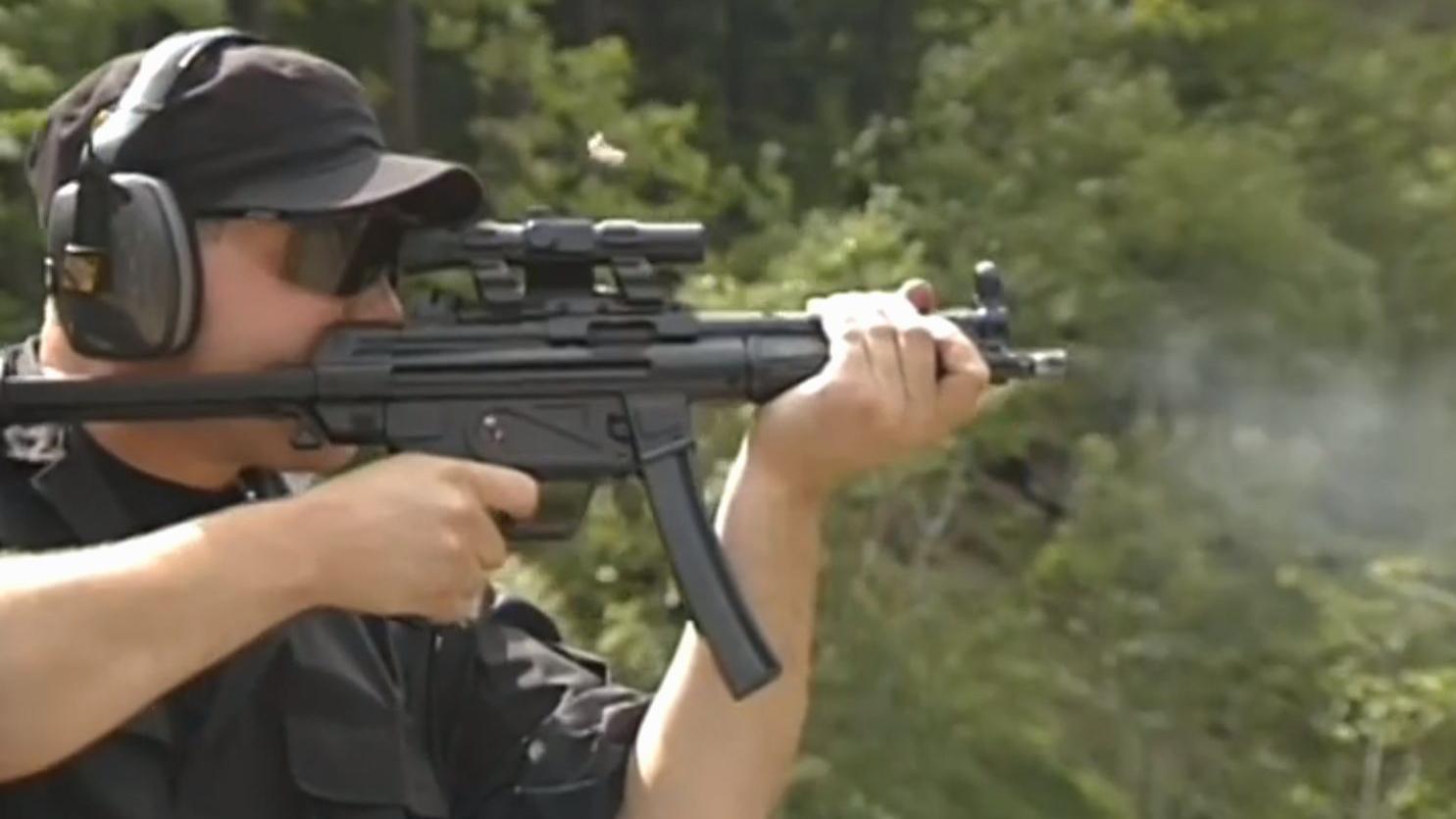 【初投稿】各类冲锋枪、霰弹枪、狙击枪射击集锦