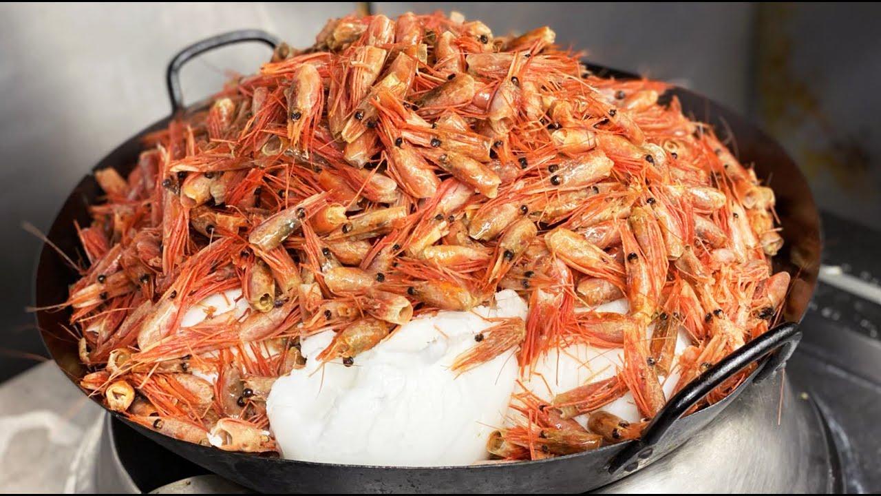 蝦油你吃过 ? 看看日本大厨是怎么制作的!