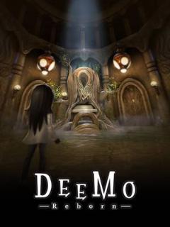 PC版音乐游戏《Deemo -Reborn-》全剧情、解谜及操作记录 (全12集)