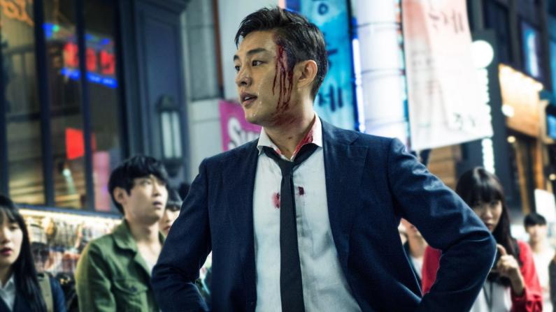 一部揭露现实的韩国电影,富二代当众侮辱人,他们还大喊加油,韩国犯罪片《老手》