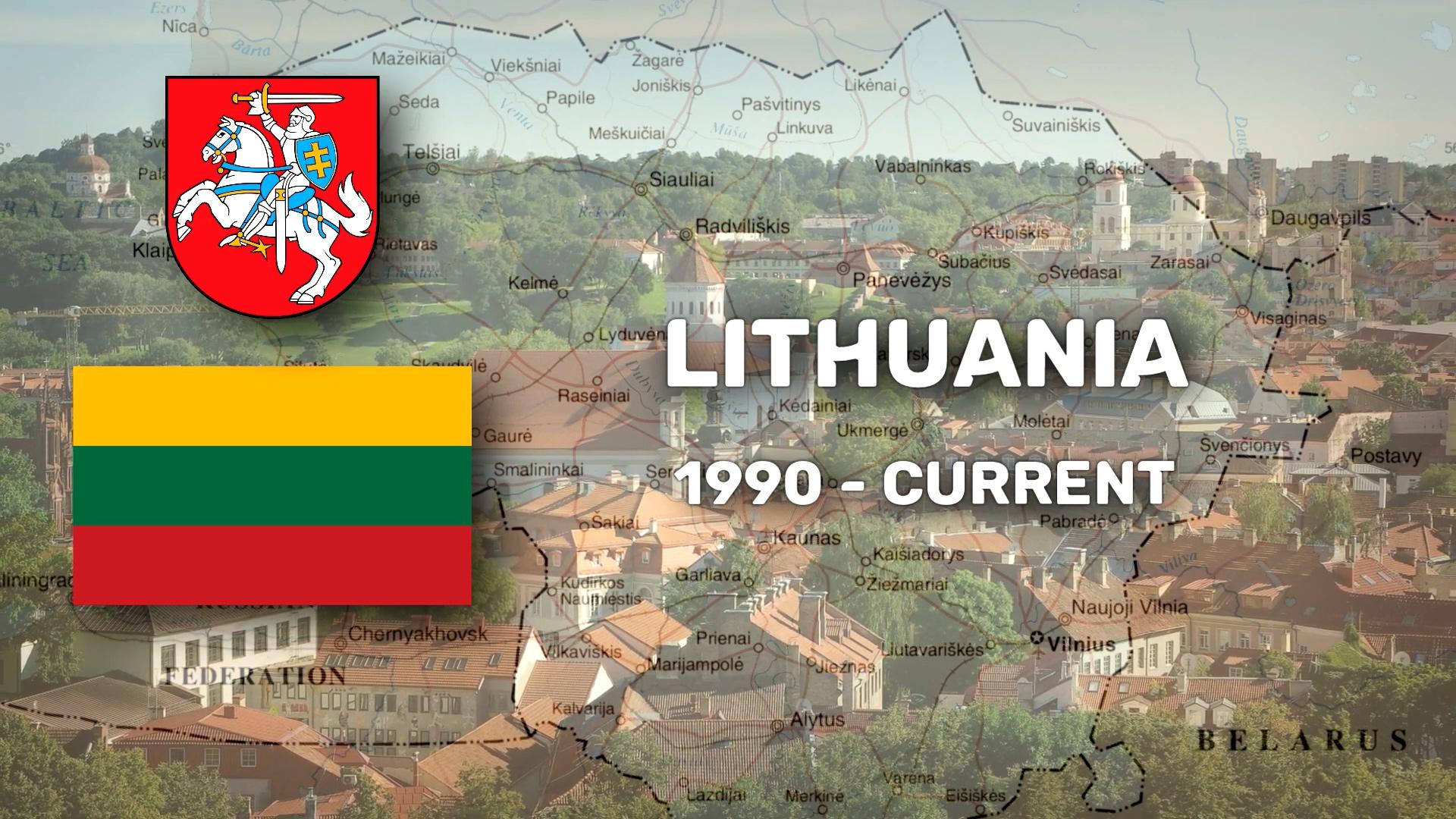 【国歌の历史】立陶宛