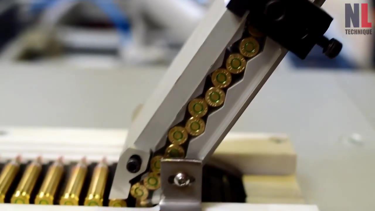 现代弹药制造工艺-内子弹厂