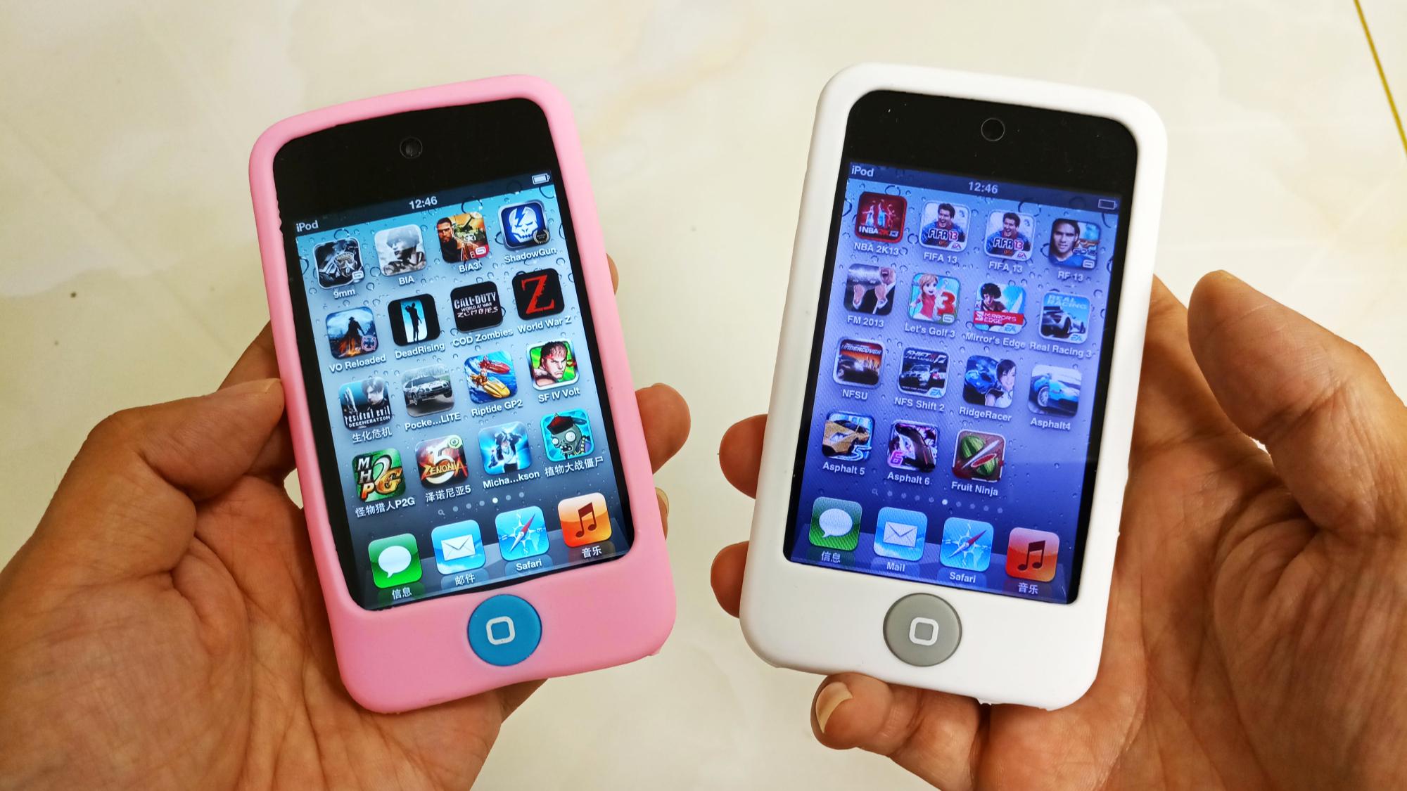 开箱一台10年前苹果数码设备,如今用来回味老iOS游戏真香