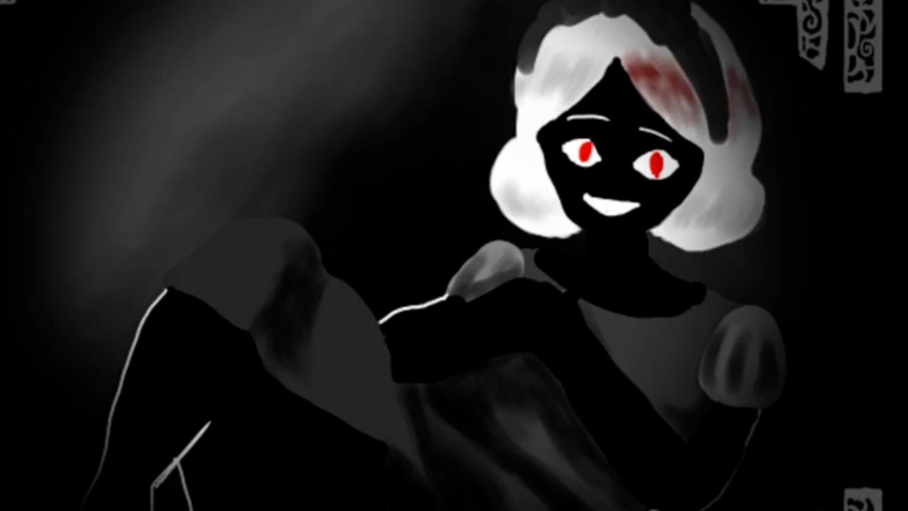 【大白】黑暗童话恐怖探索RPG《黑雪》,多了一个到底是谁呢?