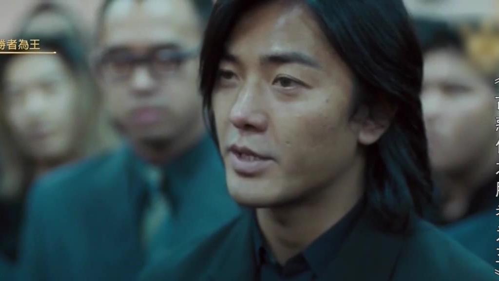 盘点陈浩南六大名场面:我混这么久,全靠的是够狠、义气、兄弟多