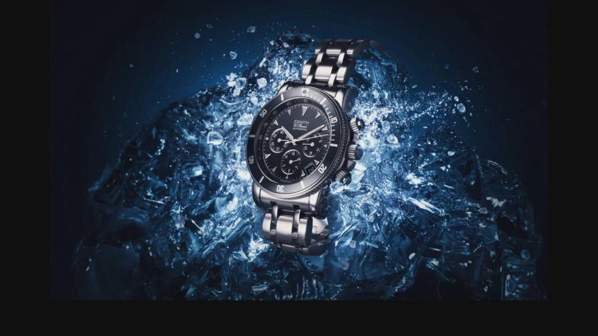 【摄影摄像】手表商业摄影艺术与后期制作工作流程教程(中英双字)