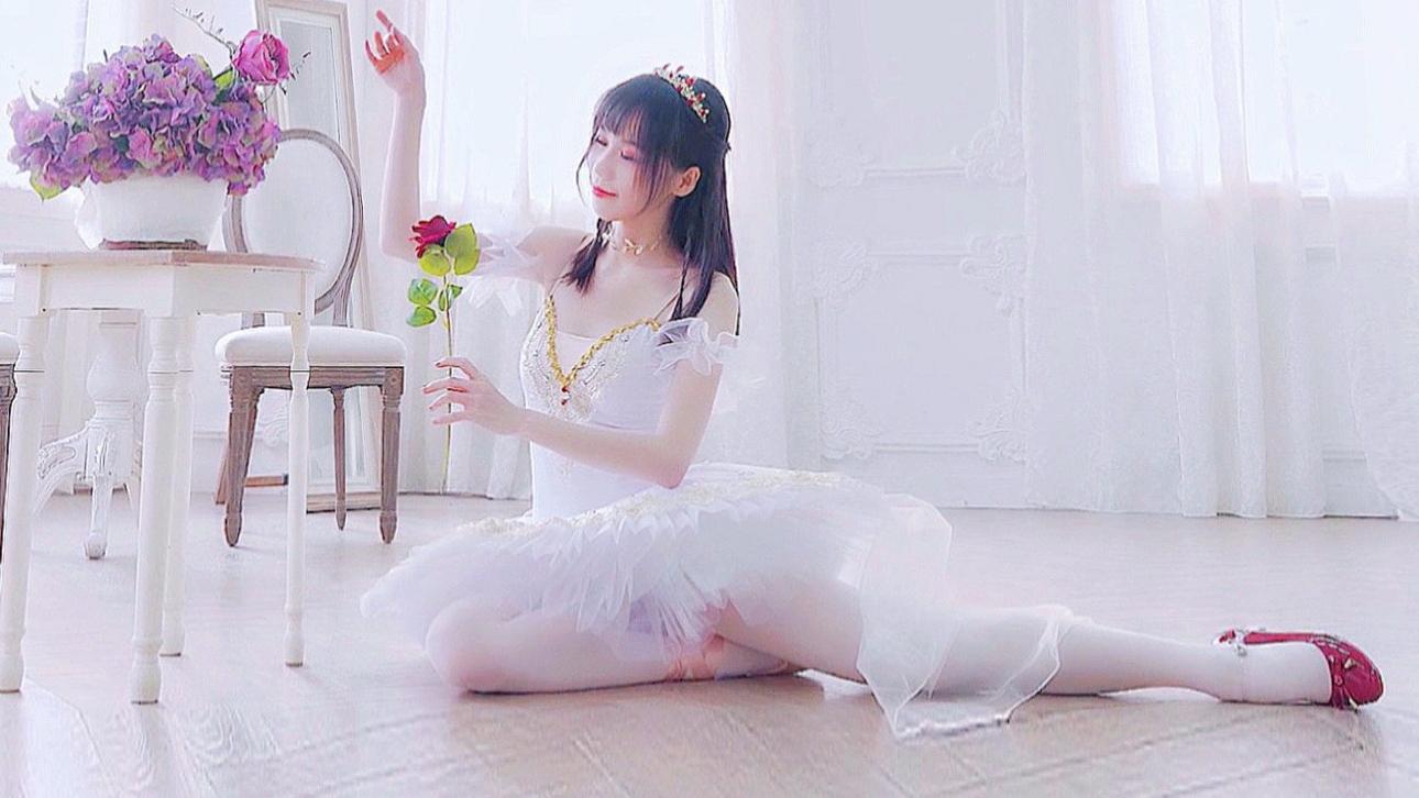 【坛子】芭蕾风x异域舞娘-高能女团舞【噩梦轮回】-SNH48许佳琪solo翻跳