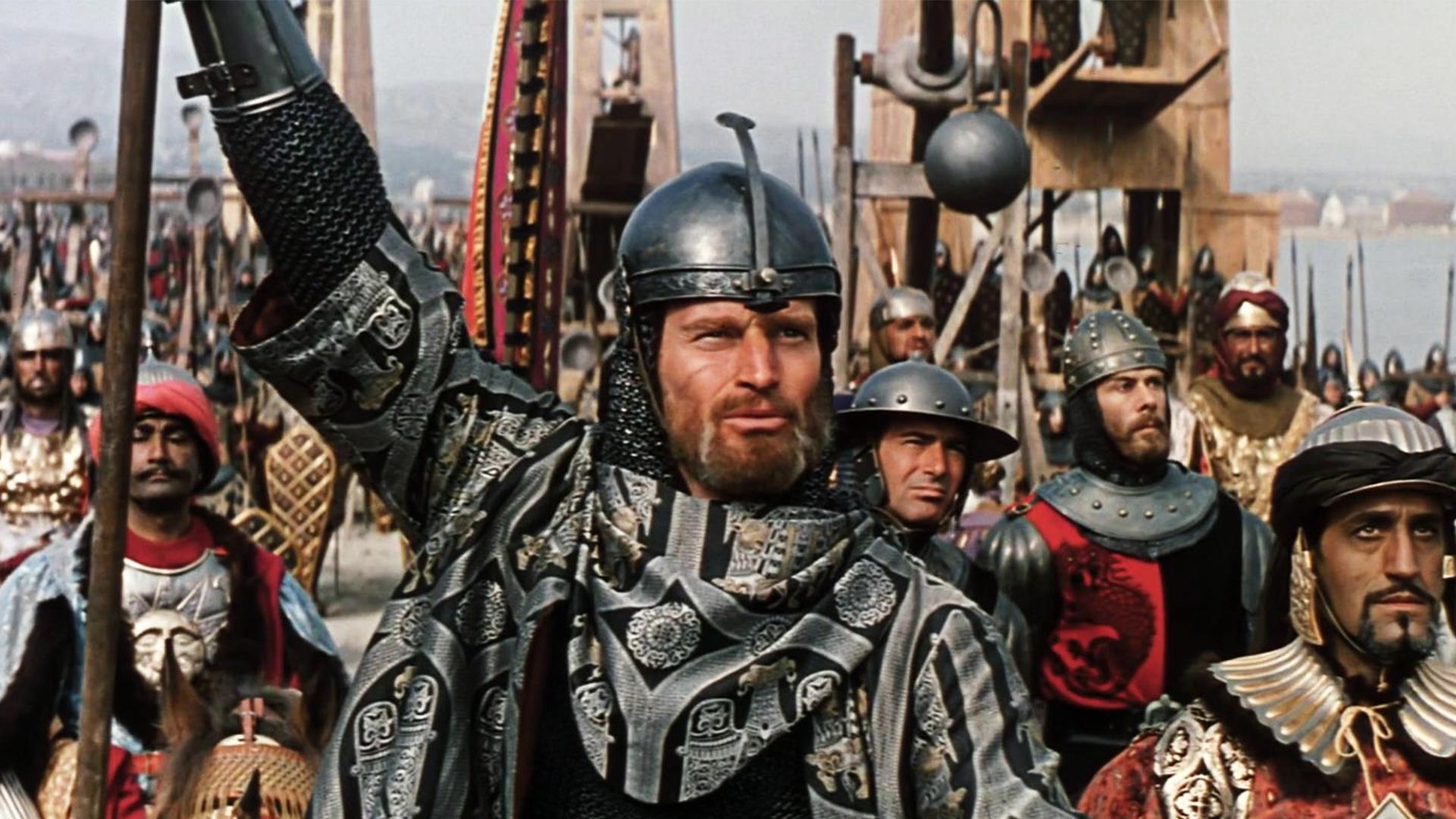 西班牙第一个民族英雄的诞生—传奇将领熙德的风云往事《万世英雄》