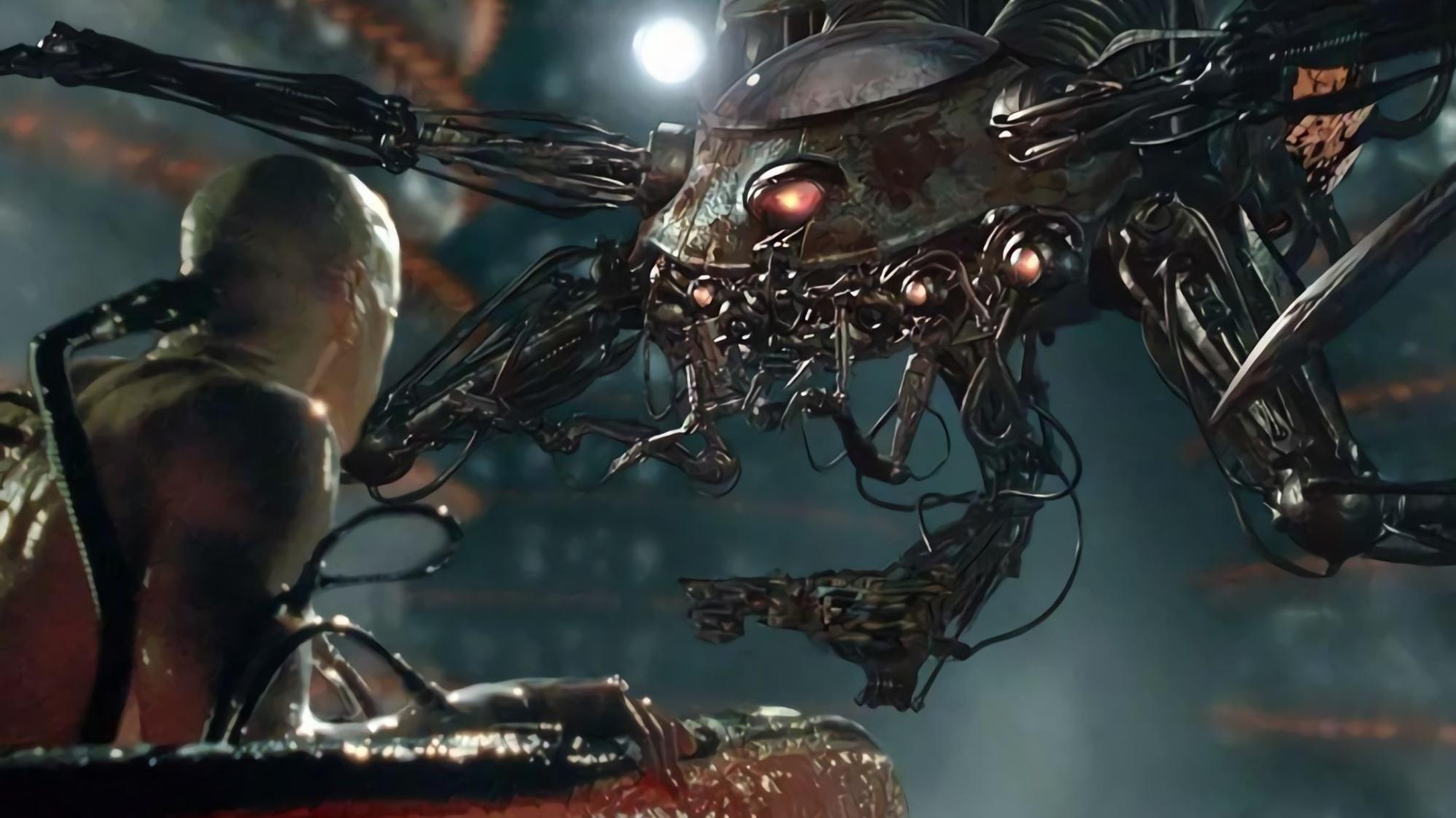 【达奇】这是一个人类被自己的造物打败 并被当做生物电池来培养的世界-《黑客帝国》专题(上)