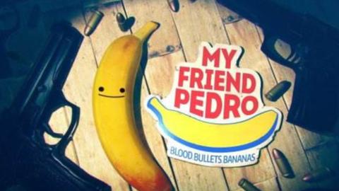 【独家】一根香蕉引发的暴力!《我的朋友佩德罗》是怎么样的一款游戏?