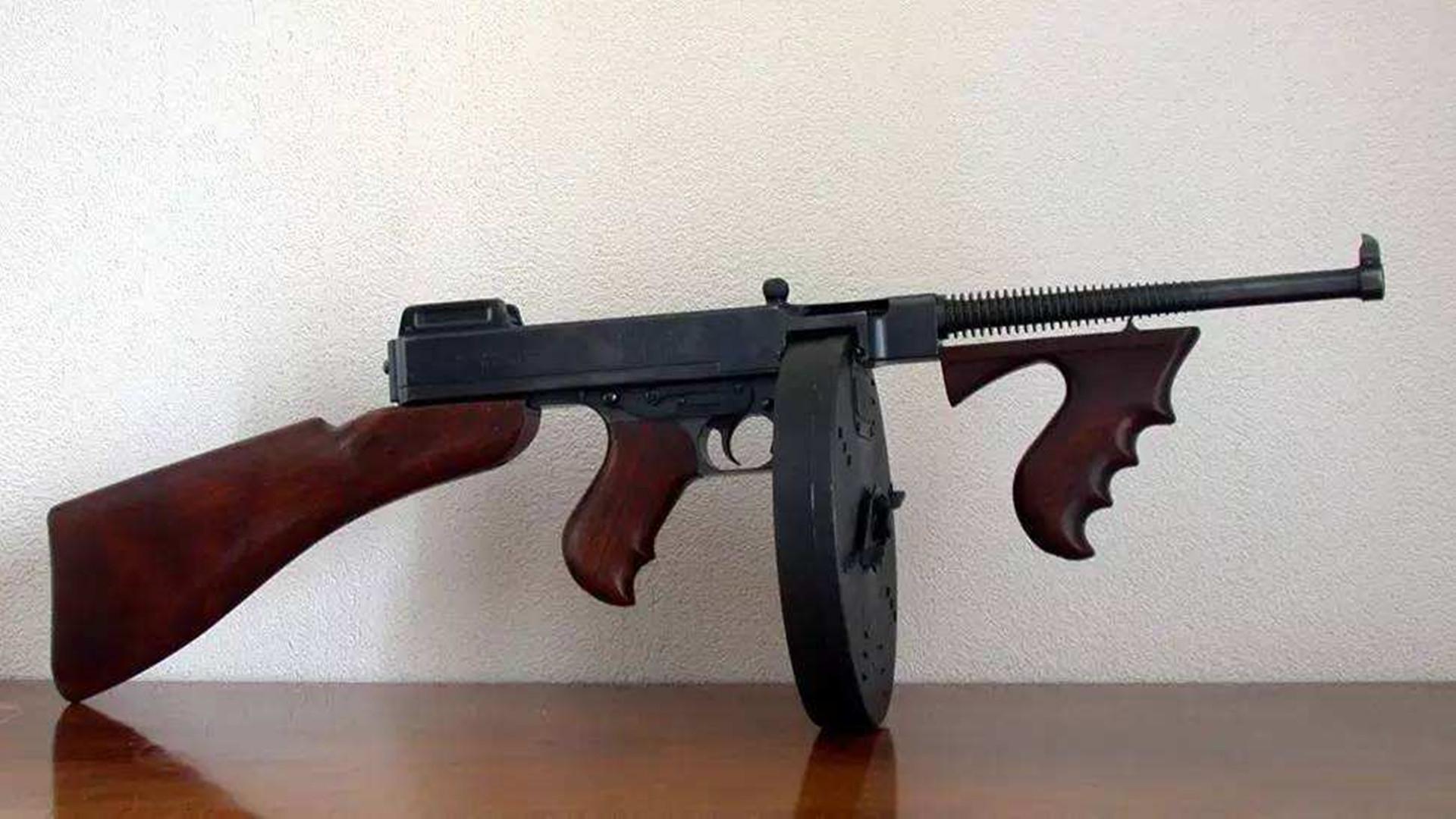 求生之路2 汤姆森冲锋枪mod试玩