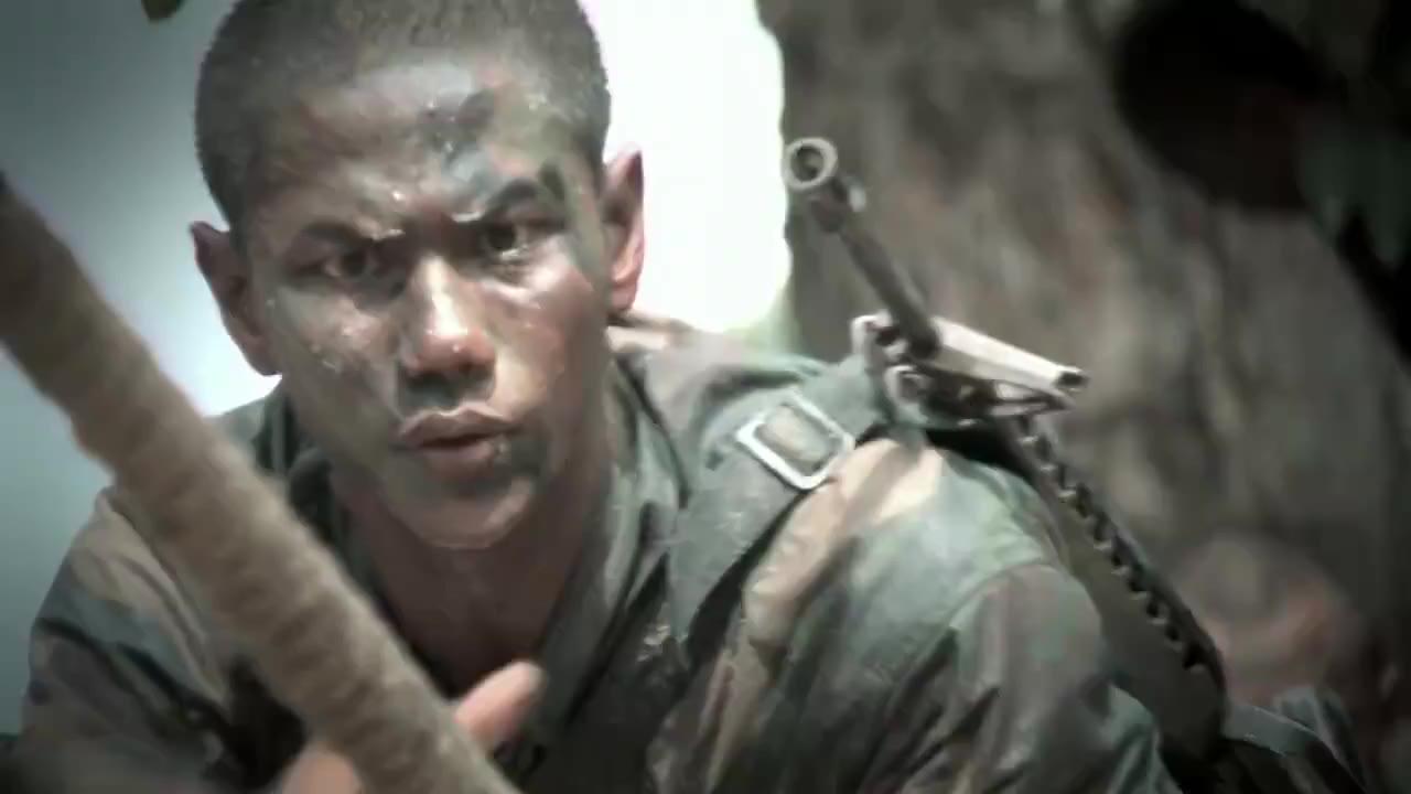 亚洲特种力量-第3集-马来西亚陆军特种部队
