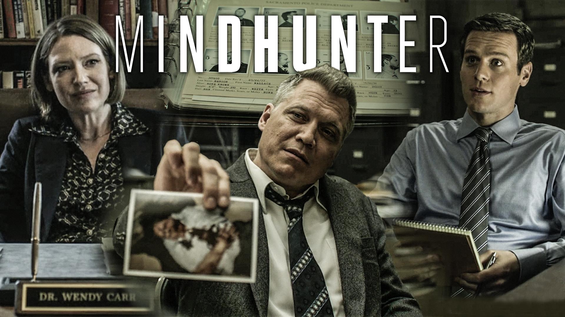 【墨菲】《心灵猎人》第3期:犯罪心理学首案告捷,反社会心理研究博士助阵