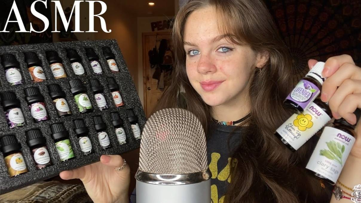 【Gracie K】Showing You my Essential Oil Collection